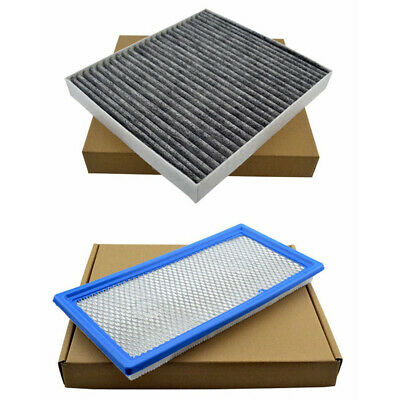 For 07-10 Dodge Caliber Jeep Patriot Compass Combo Set Engine & Cabin Air Filter