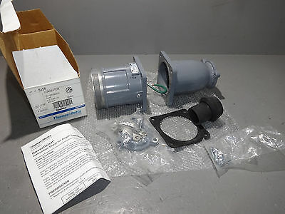Thomas Betts T&B 8454 Russellstoll Connector 60A 250V/600VAC 3W4P H.S. EVER-LOK