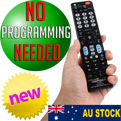 LG Smart TV Universal NO PROGRAMMING 3D HDTV LED LCD Remote Control Controller