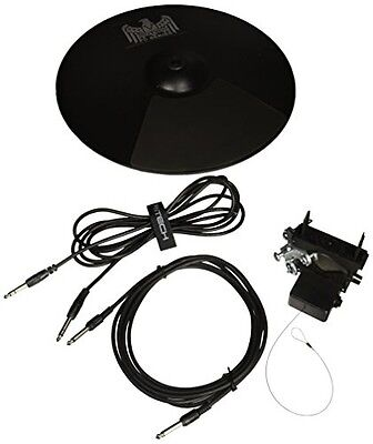 """Pintech Percussion PC14HH 14"""" Hihat Cymbal with HHC Controller. Cables Included"""
