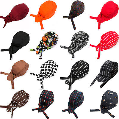Stylish Adjustable Catering Baker Cook Hats Restaurant Kitchen Chef Hats