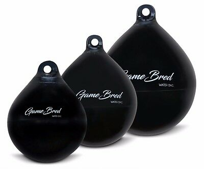 "21"" GameBred Boxing Aqua water bag- AUSTRALIAN SUPPLIER Heavy boxing bag"