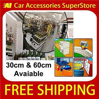 40cm Shop Security Driveway Blind Spot Mirror Safety & Security Vandal Proof