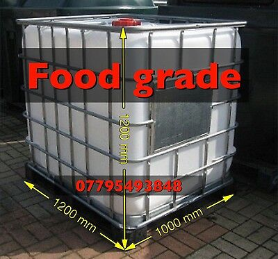 Water Tank IBC Container