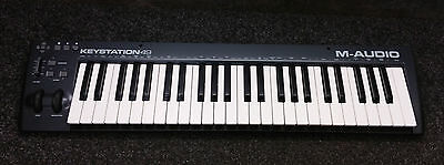 M-Audio Keystation 49 MkII MIDI Keyboard Controller