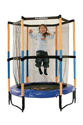 TOP Kindertrampolin Joey Kinder Trampolin Netz Hudora Jump in