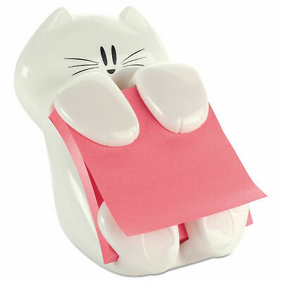 Post It Notes Pop Up Dispenser Cat Shape -CAT-330