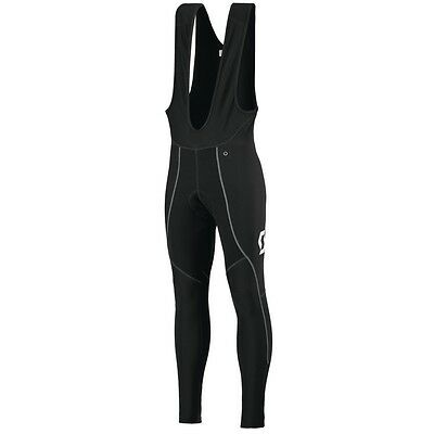 Scott All Season Helium Mens Cycling Bib Tights - Black