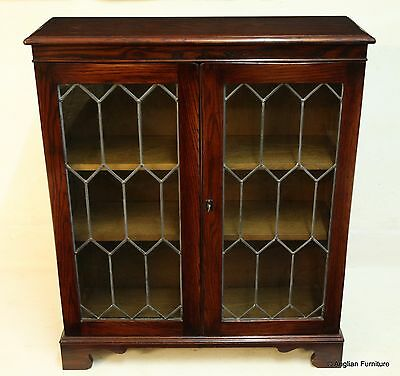 Old Charm Style Bookcase Tudor Brown By Bevan Funnell FREE Nationwide Delivery