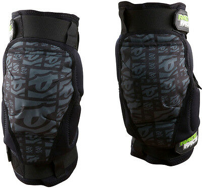 Race Face Khyber Ladies Knee Guards - Black