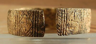 Ancient Vikings BRONZE bracelet.perfect save.not clean