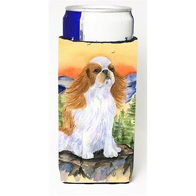 English Toy Spaniel Michelob Ultra bottle sleeves For Slim Cans 12 oz.