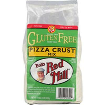 Bobs Red Mill 38883 Pizza Crust Mix Gluten Free