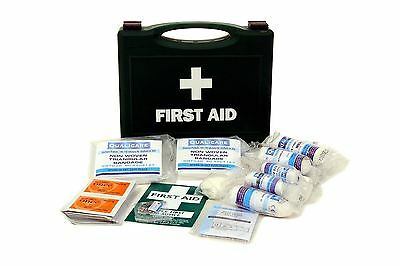 First Aid Kit QF1110 HSE Travel Kit 1-10 Person - 6 Pack
