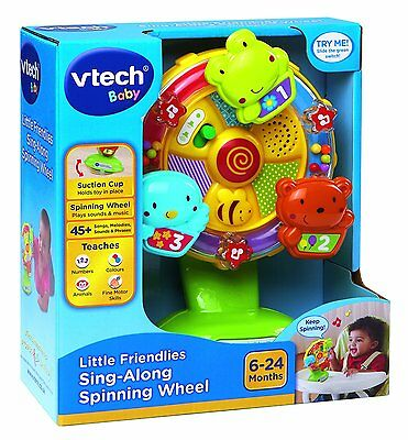 Language Motor Skills Development VTech Baby Discovery Music Toddler Play Toy