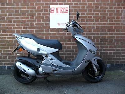 Malaguti F15 Firefox 50 2001 7K Miles Sports Scooter Vgc - Top End Just Rebuilt