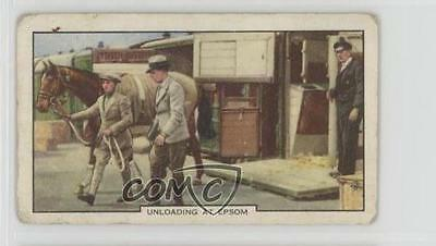 1938 Gallaher Racing Scenes Tobacco Base #23 MiscSports Card 1i3