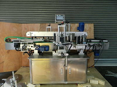 Duramax 3000 Series Front Back And Wrap Around Labeler Labeling System