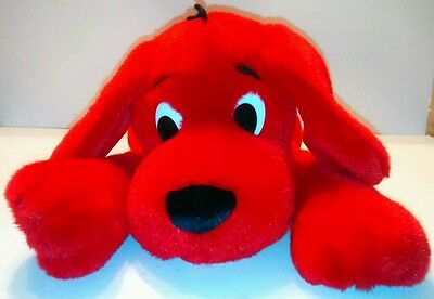 """Clifford The Big Red Dog 20"""" Plush By Scholastic"""