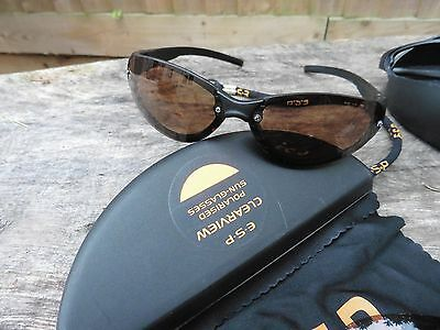 Brand New Esp Clearview Polarised Sunglasses Carp Fishing