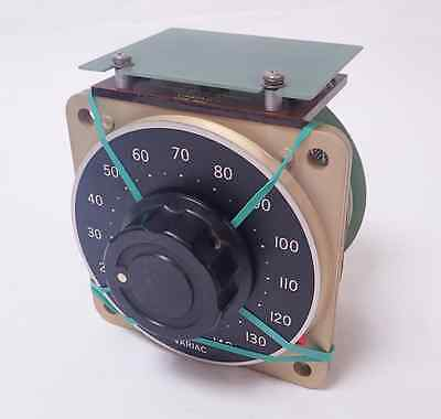 General Radio Type M10 Variac Autotransformer, 120V @10A 350 Cycles/min