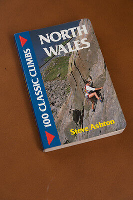 North Wales - 100 Classic Climbs