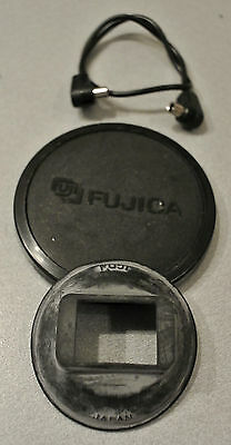 (Prl) Fujica Cap Tappo Synch Ricambio Ricambi Spare Part Parts As It Is Like Pic