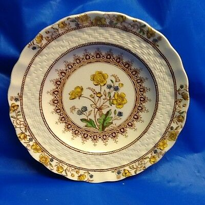 COPELAND SPODE BUTTERCUP bread butter plate England VINTAGE several available