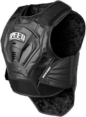 Speed And Strength Lunatic Fringe Protection Vest 2013