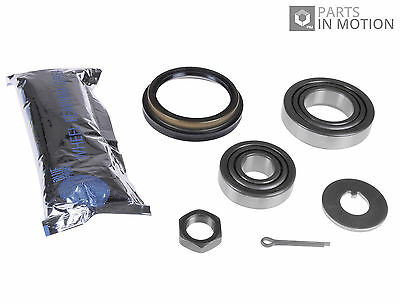 2x Wheel Bearing Kits Front ADN18256 Blue Print Genuine Top Quality Replacement