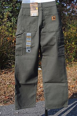 Carhartt B11 Moss Work Pants