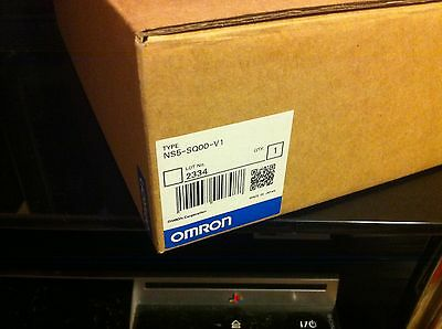 Omron NS5 SQ00 V1, HMI, Operator Interface made in Japan New