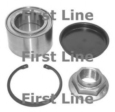 2x Wheel Bearing Kits Rear FBK887 First Line 4321000QAB 4403044 9111044 Quality