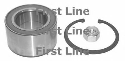 2x Wheel Bearing Kits Front FBK701 First Line 701498625 7D0498625 Quality New