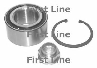 2x Wheel Bearing Kits Front FBK926 First Line 4300S9A003 44300S9A003 Quality New