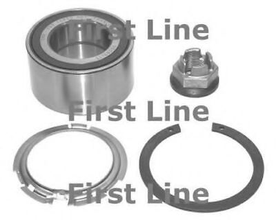 2x Wheel Bearing Kits Front FBK914 First Line 7701210111 7701207676 Quality New