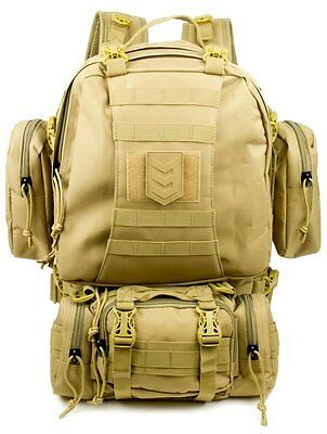 3V Gear Paratus Pack-3 Day Gear Bag Coyote Tan