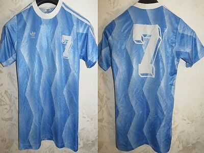 Maglia Jersey Shirt Football Futbol Soccer Germany Adidas Old Vintage Size Xs