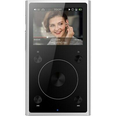 FiiO X1 (2nd Generation) Portable High-Resolution Lossless Music Player (Silver)