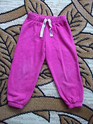 Girls Jogging Bottoms Age 3-4 Years, Height 98-104 cm.