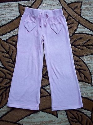 Girls Jogging Bottoms Age 5-6 Years, Height 110-116 cm.