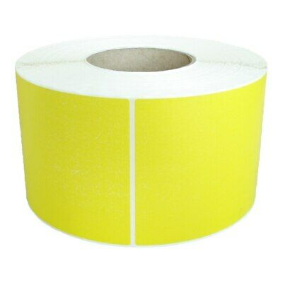 102mm X 150mm Thermal Transfer Yellow Labels LT102150Y-4
