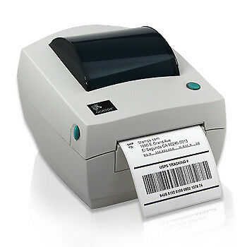 Zebra GC420D Label Printer