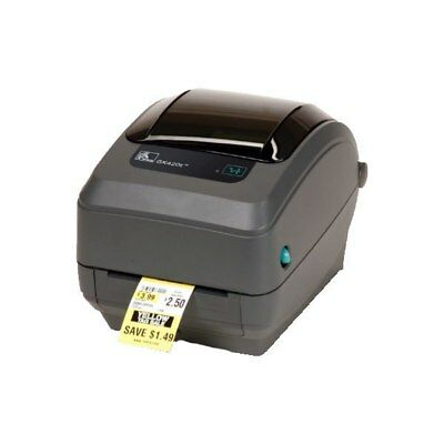 Zebra GK420T Thermal Transfer Label Printer USB/ETH