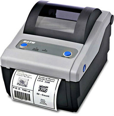 Sato CG408 DT Thermal Label Printer USB & RS232