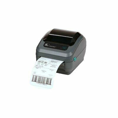 Zebra GK420D Direct Thermal Label Printer USB/SER
