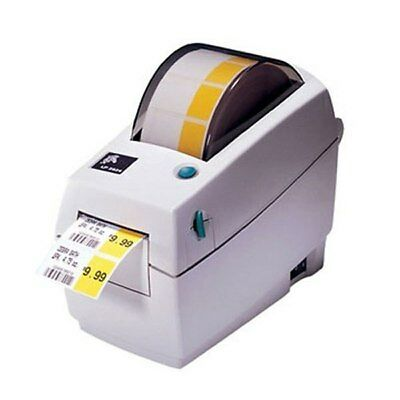 Zebra LP2824 Plus Direct Thermal Label Printer