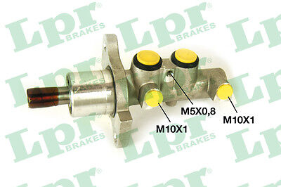 2x Brake Master Cylinders 1323 LPR 77364491 9949551 P30212 Quality Replacement