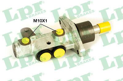 2x Brake Master Cylinders 1173 LPR 6N1614019A P30171 Genuine Quality Replacement