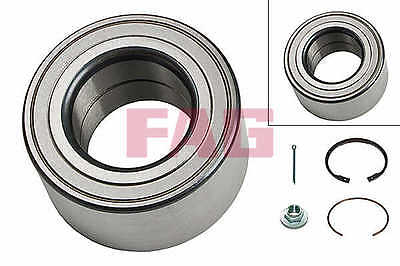 2x Wheel Bearing Kits Front 713619510 FAG Genuine Top Quality Replacement New